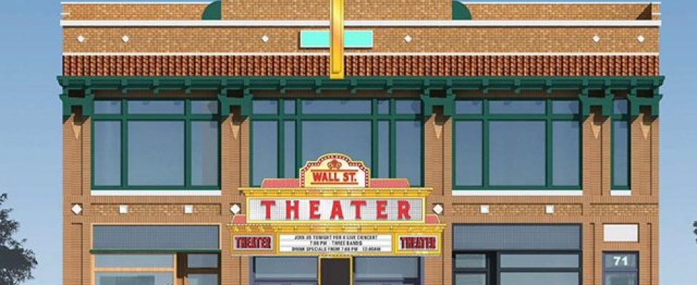 Wall Street Theater